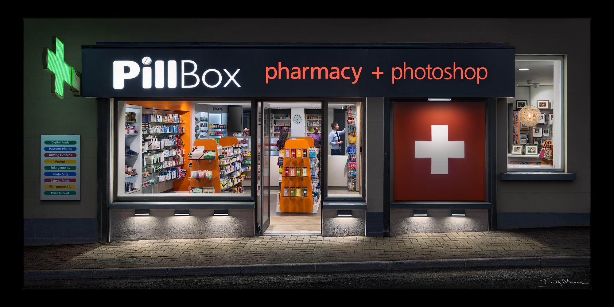 Pillbox Pharmacy